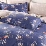 红富士生态家纺简约四件套 全棉床上品四件套纯棉四件套   南风南 FN16A